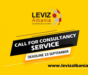 LEVIZALBANIA – Call for Consultancy (EXTENDED DEADLINE)